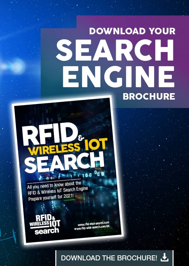 RFID & Wireless IoT search engine brochure