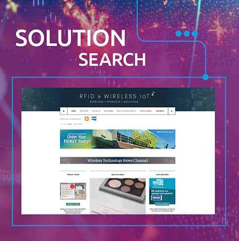 RFID & Wireless IoT solution search