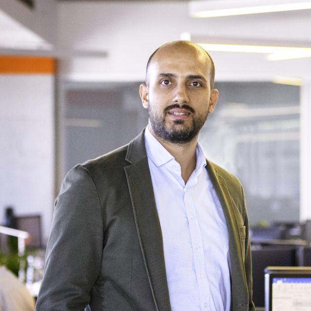 Akin Altunbas, Co-Founder & CEO, Borda Technology