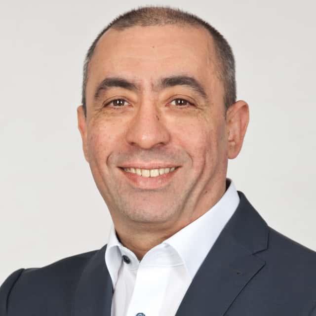 Amine Soubai, Managing Director, TSC Auto ID Technology EMEA GmbH