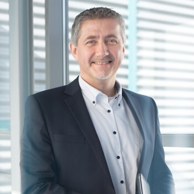 Andreas Ehre, Managing Director, Company Management