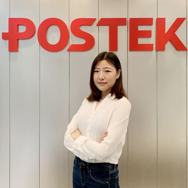 Elaine Chen, Global Key Account Manager, Postek