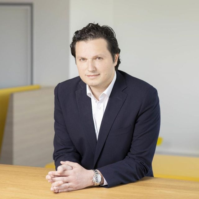 Fabrice Zerah, CEO, UBI Solutions