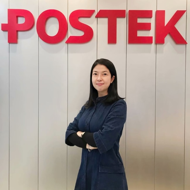 Lily Kuang, Marketing Director, Postek