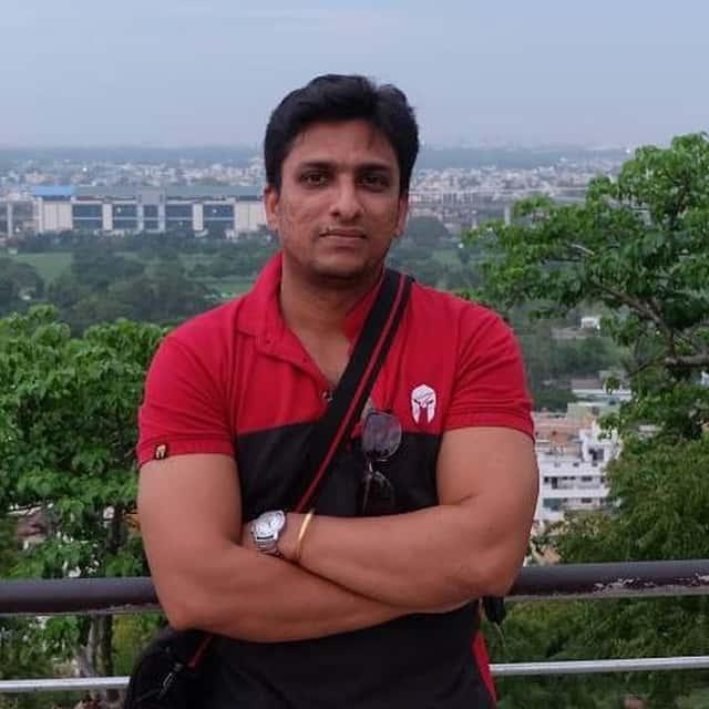 Muthu Maharajan