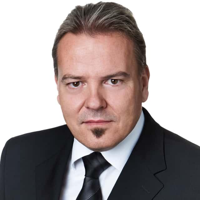 Oliver Schleicher, Managing Director, Contrinex Sensor