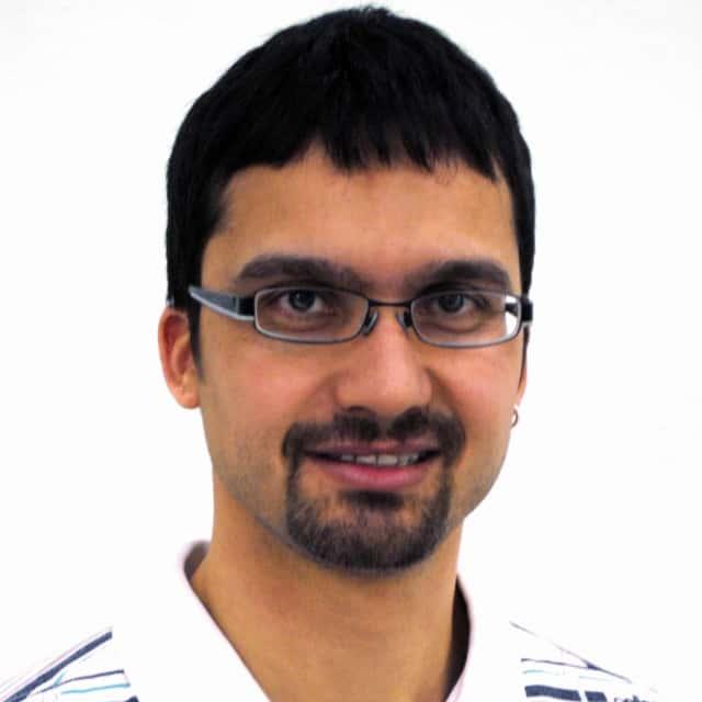 Ramin Hassan, Geschäftsführer, GERA-IDENT
