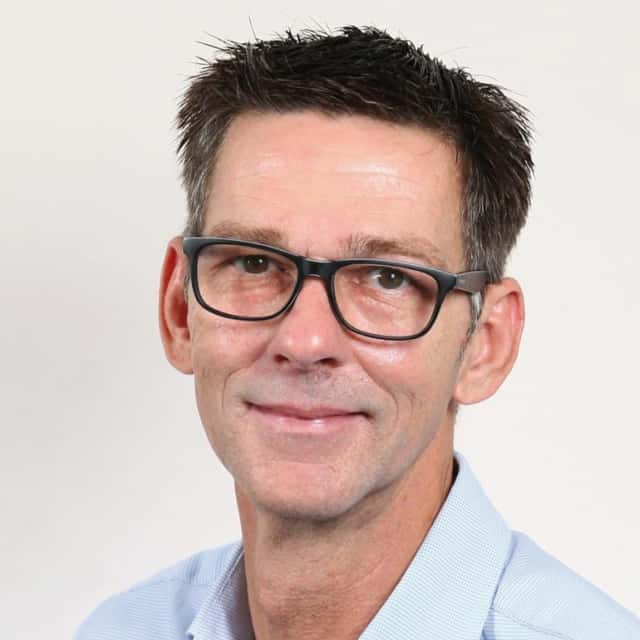 Stefan Berthmann, Regional Sales Manager, Impinj