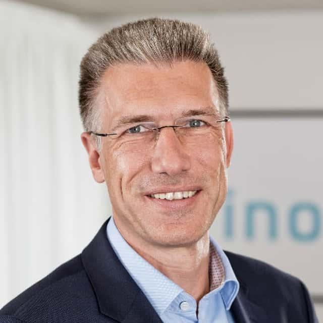 Dr. Ulf Sparka, Geschäftsführer, inotec Barcode Security