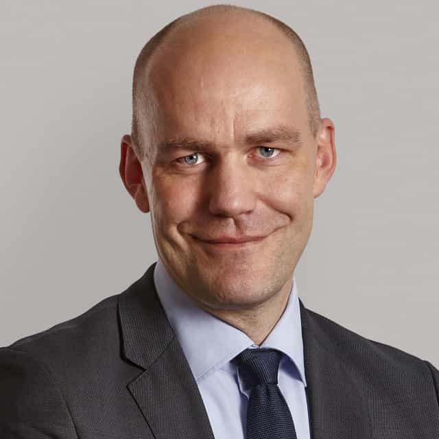 Christian Uhl, GM, Smartrac