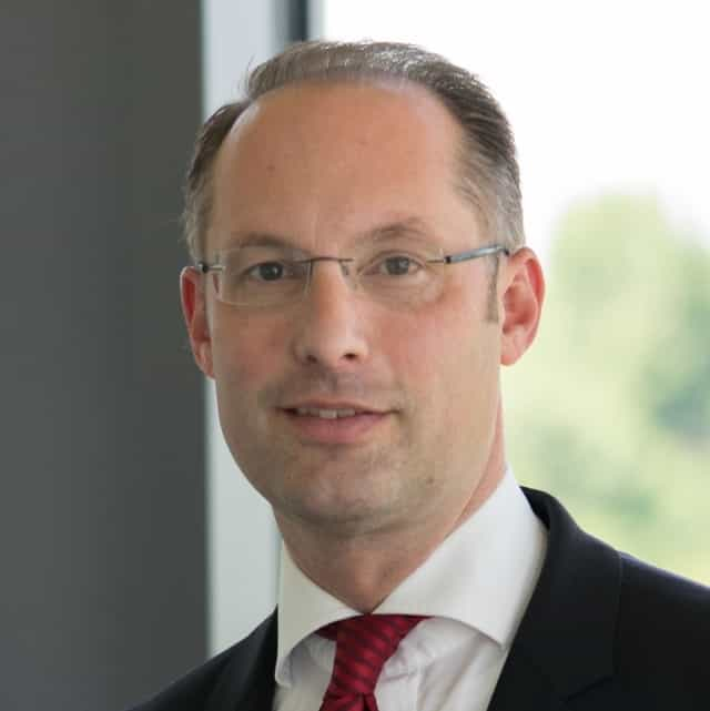 Christian Wolf, Managing Director, Turck