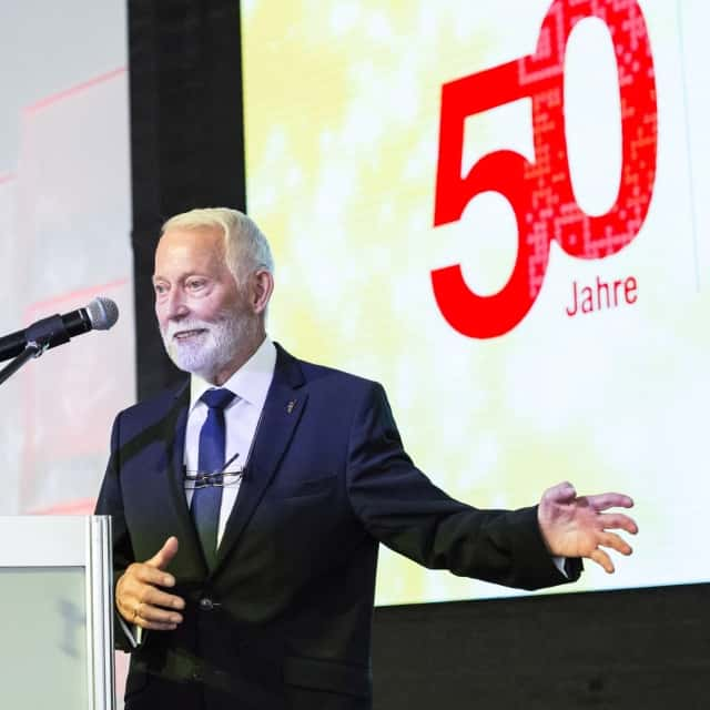 Eckhard Bluhm, Geschäftsführer, Bluhm Systeme