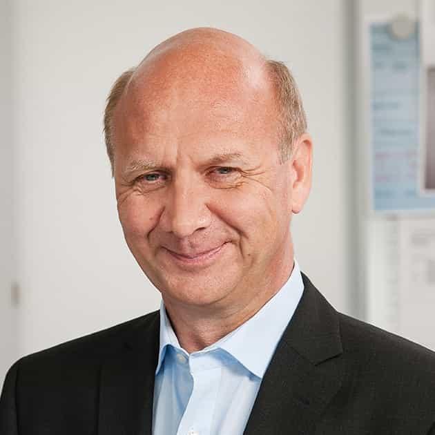Eldor Walk, Geschäftsführer, FEIG ELECTRONIC