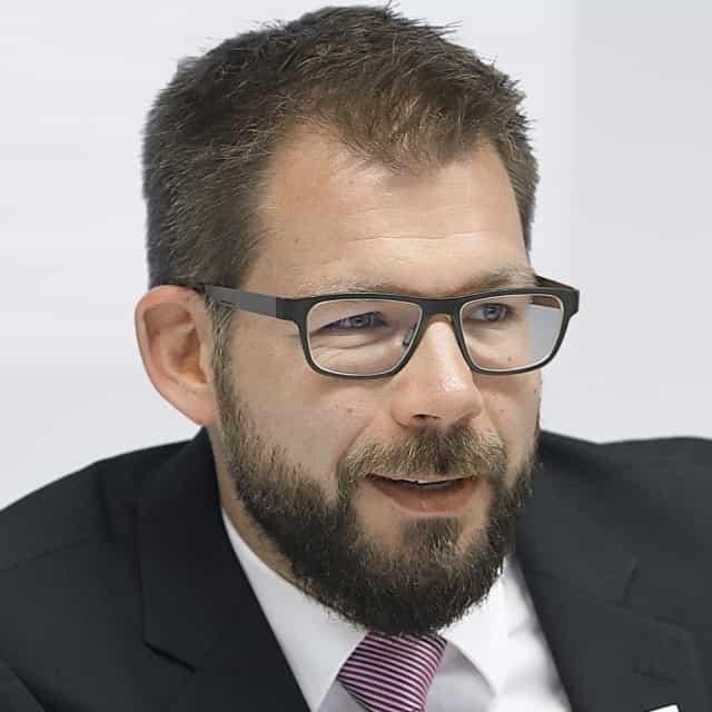 Florian Hermle, Geschäftsführer, Balluff