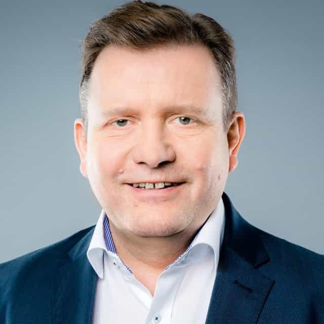 Frank Pyritz, Geschäftsführer, SIGMA Chemnitz