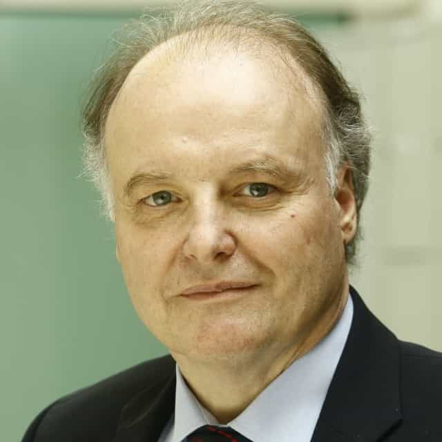 Dr. Gunther Kegel, CEO, Pepperl+Fuchs
