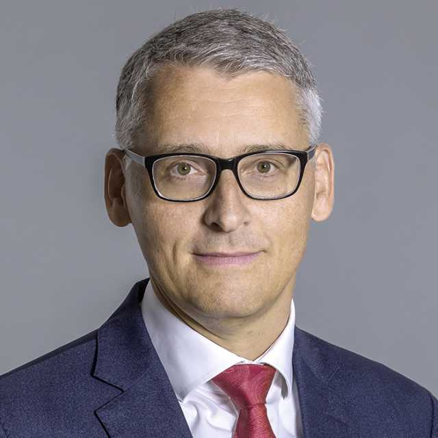 Juergen Walter, Chief Operating Officer and Member of the Executive Board, Kathrein SE