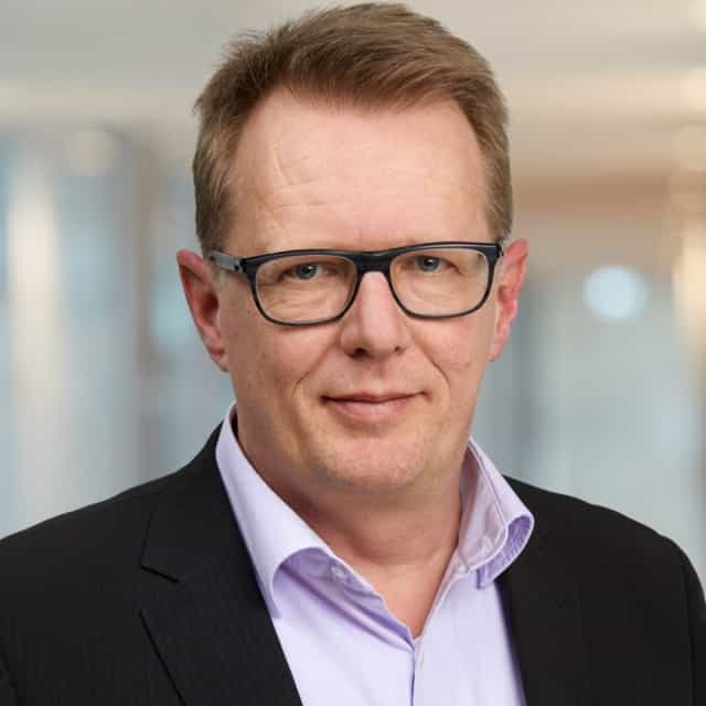Michael Wehmeier, Managing Director, COMPRION