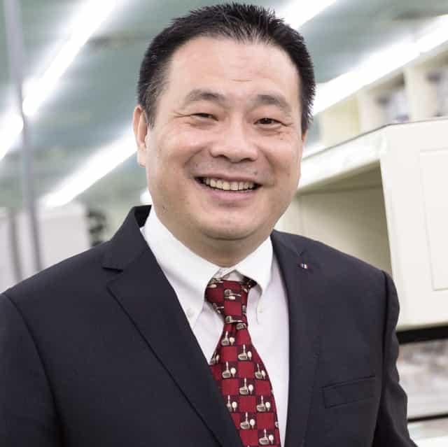 Terry Chiang, CEO, SAG