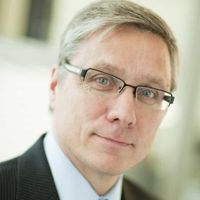Timo Lindström, CEO, Confidex