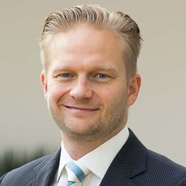 Ville Kauppinen, CEO, Turck Vilant Systems