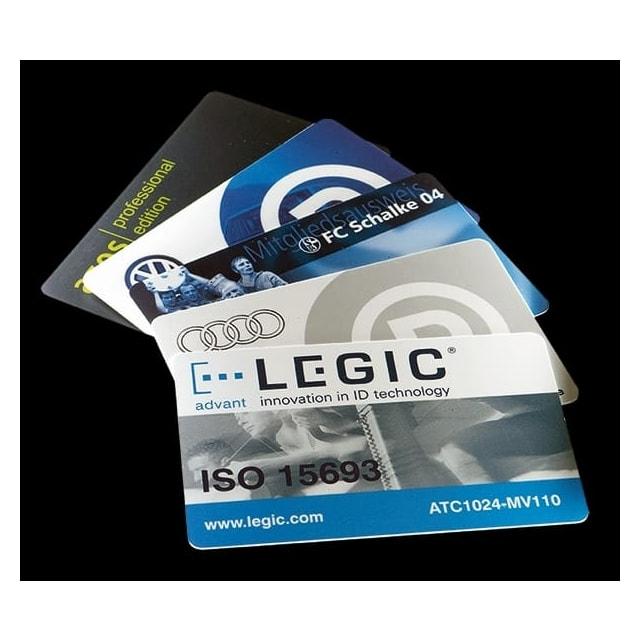 AEG ID ISO Card