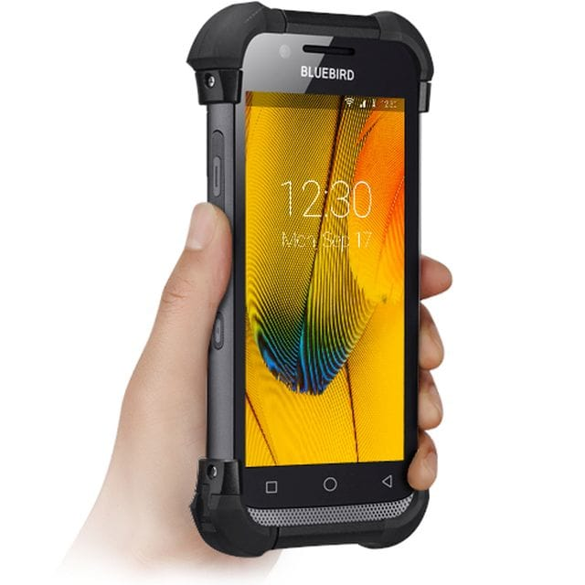 A Bluebird Product: EF501R Rugged Touch Mobile Computer