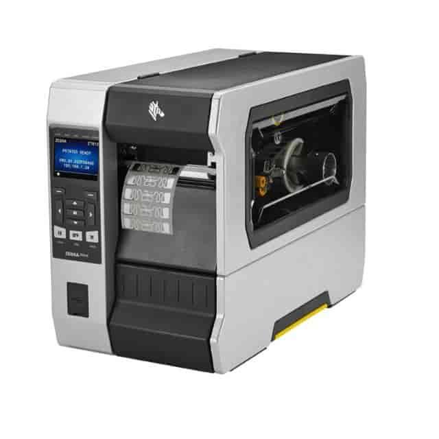 Bluhm RFID-Etikettendrucker ZT610