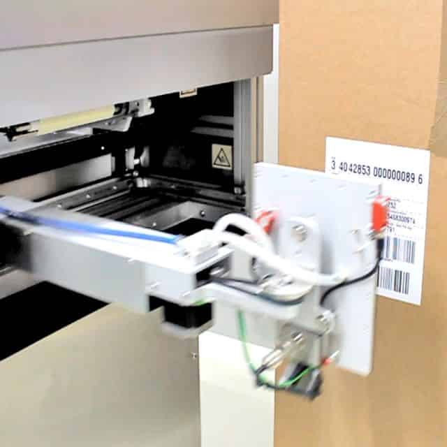 Bluhm RFID-Palettenetikettierer AP182