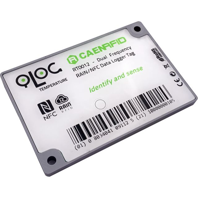 qLog Temperature – RT0012