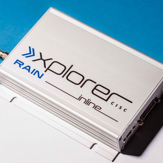 RAIN Xplorer Inline tester
