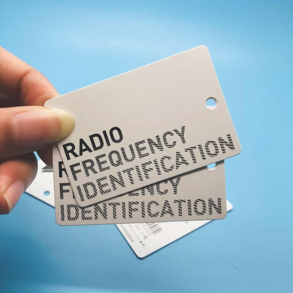 RFID Retail Brand Tag
