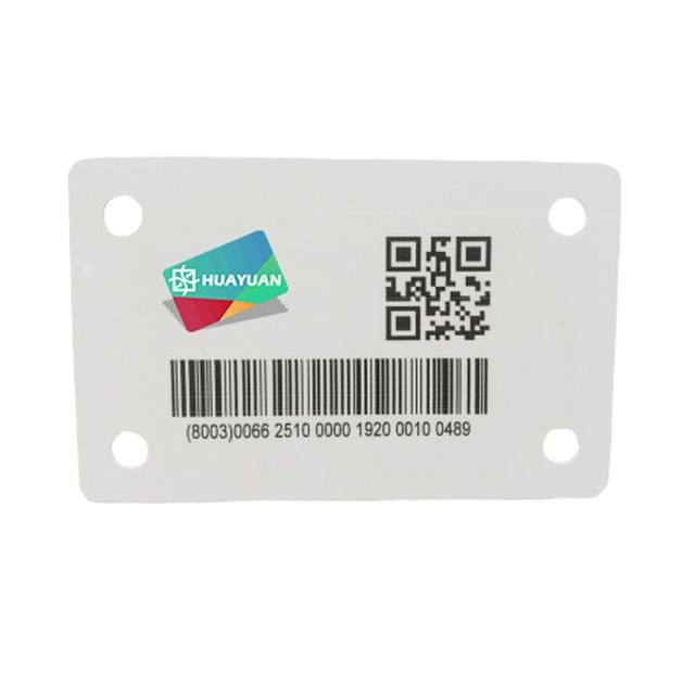 Custom eKanban GTL & SLC RFID Label
