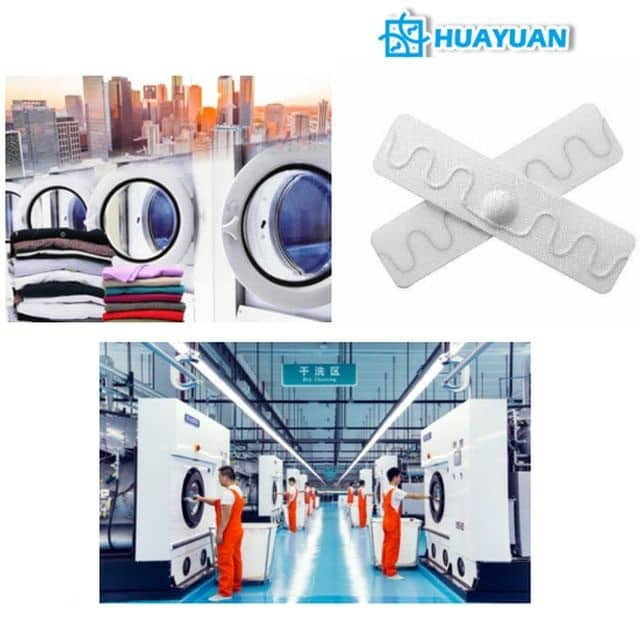 Textil-RFID-Wäsche-Tag