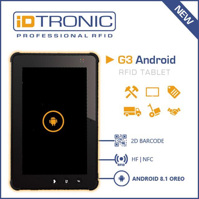 G3 RFID-Tablets