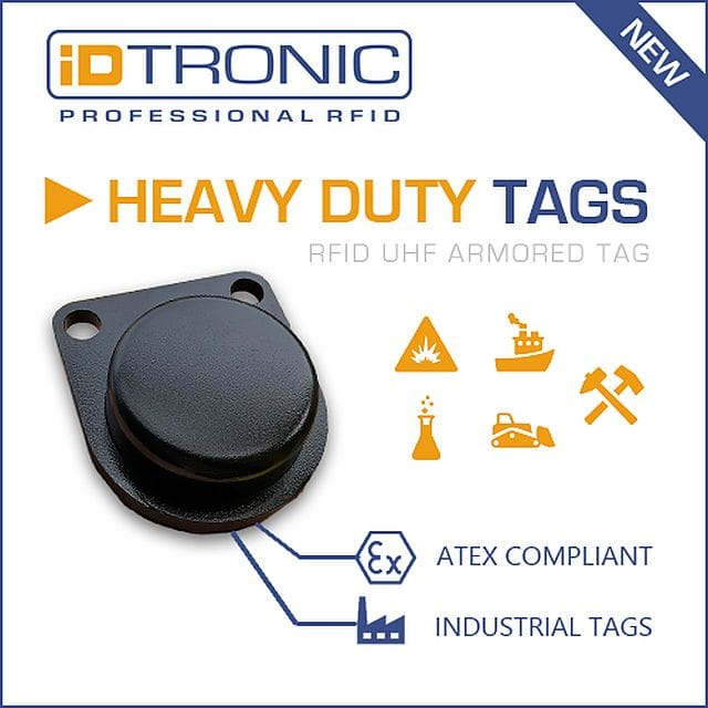 Heavy Duty RFID Tags