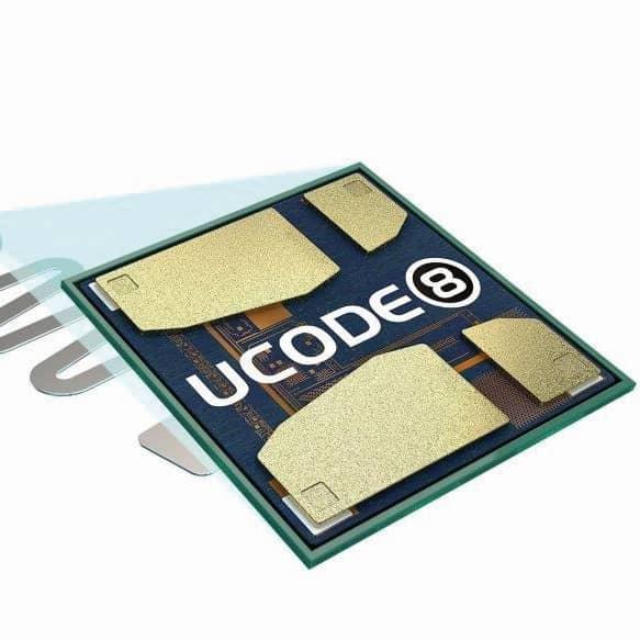 UCODE 8 UHF RFID IC