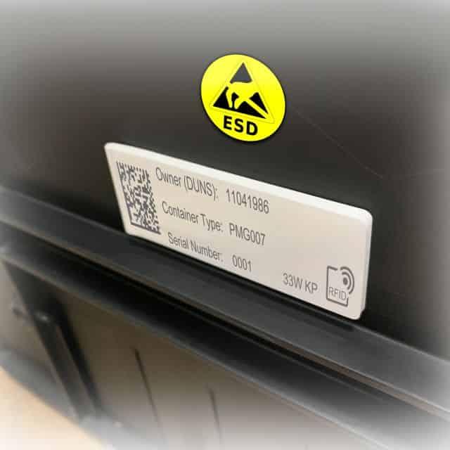 PMG ESD-Perform RFID Tag