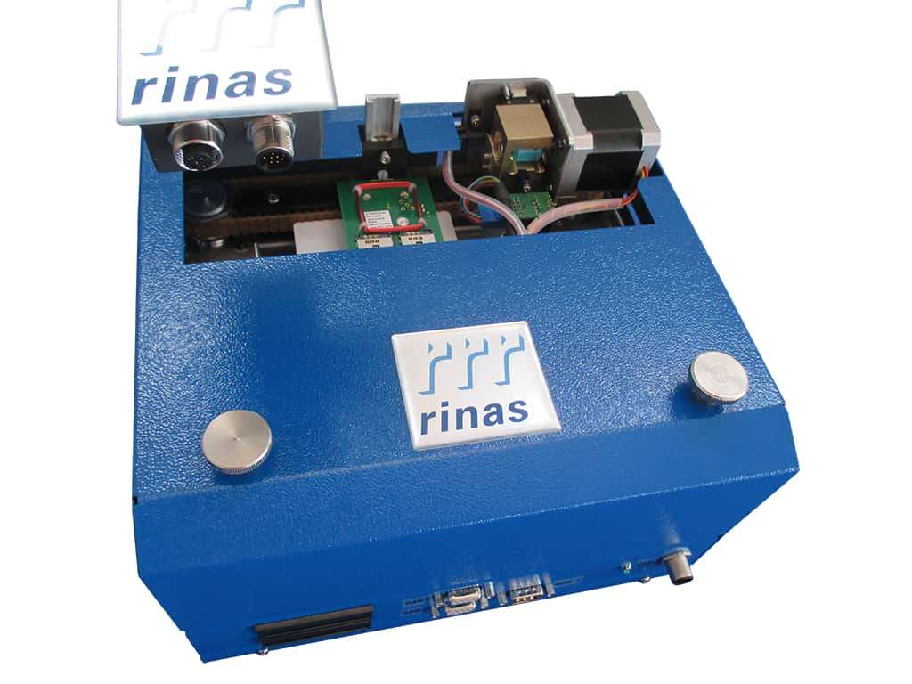 Rinas SRM ID-1 High-Speed RFID Encoding