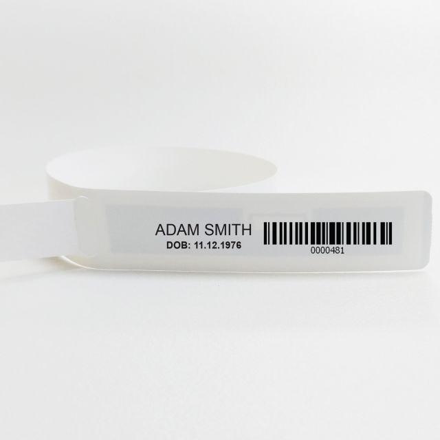 RAIN RFID Pat-Track-Armband und ISO-Schaumstoff-Tag