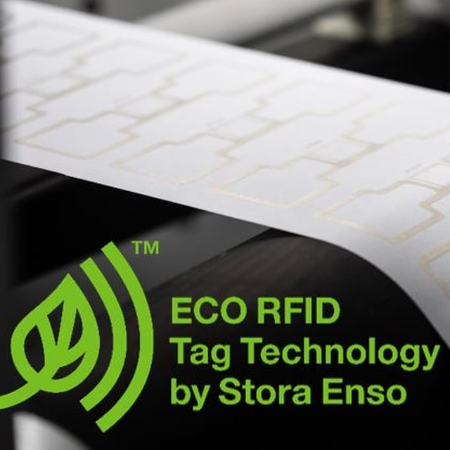 Industrial Solutions with sustainable ECO RFID