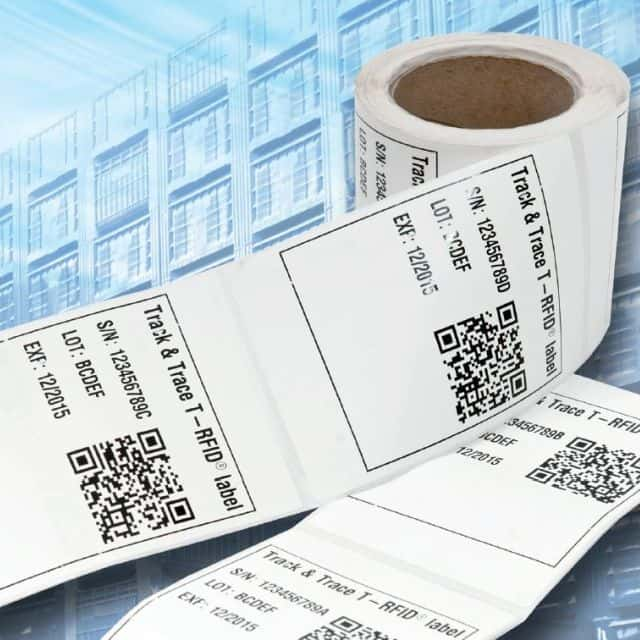 RFID Logistics Label