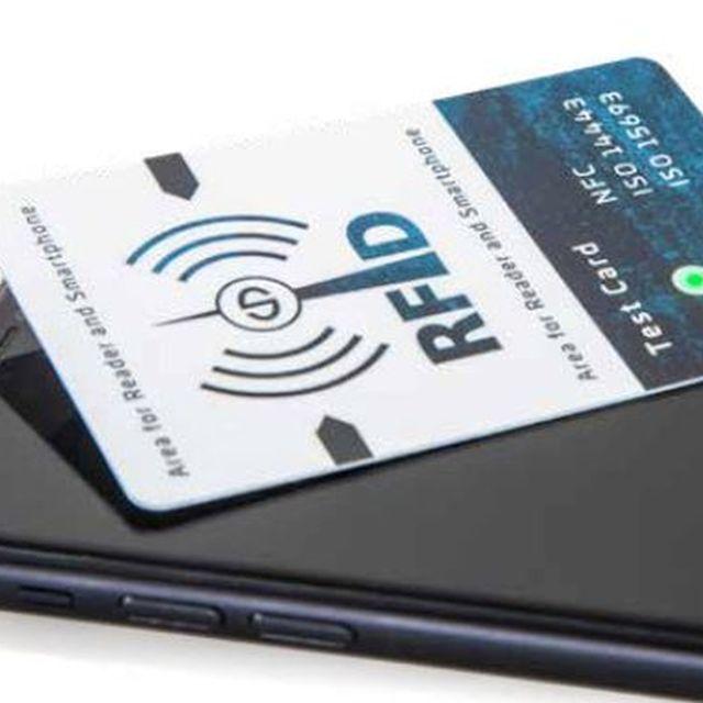 Thales NFC Sensor Card