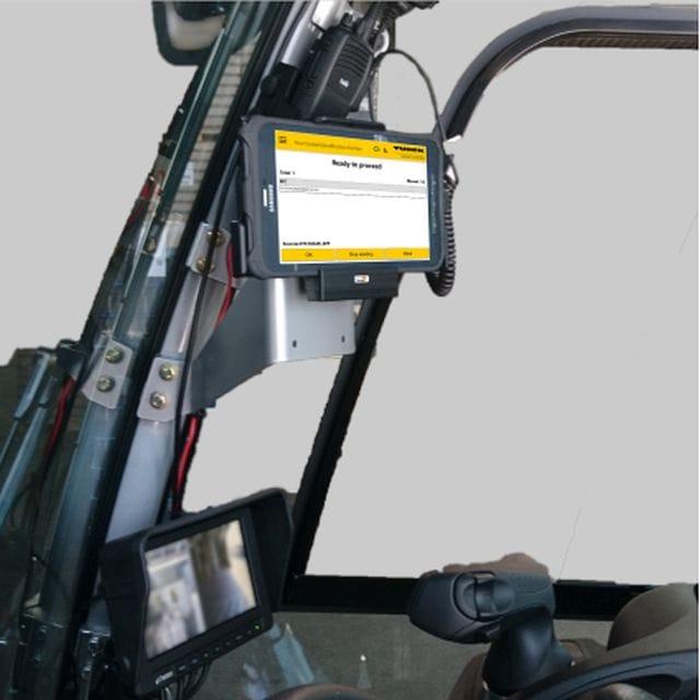 Turck Vilant Gabelstapler-RFID-Lösung