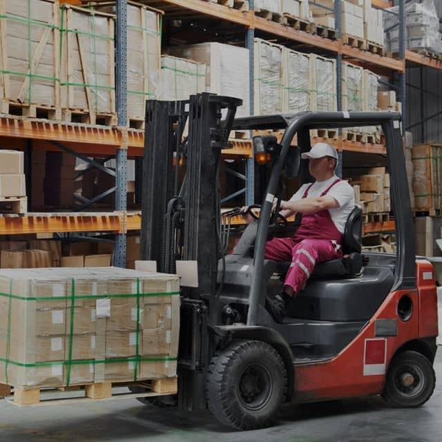 Turck Vilant Forklift RFID