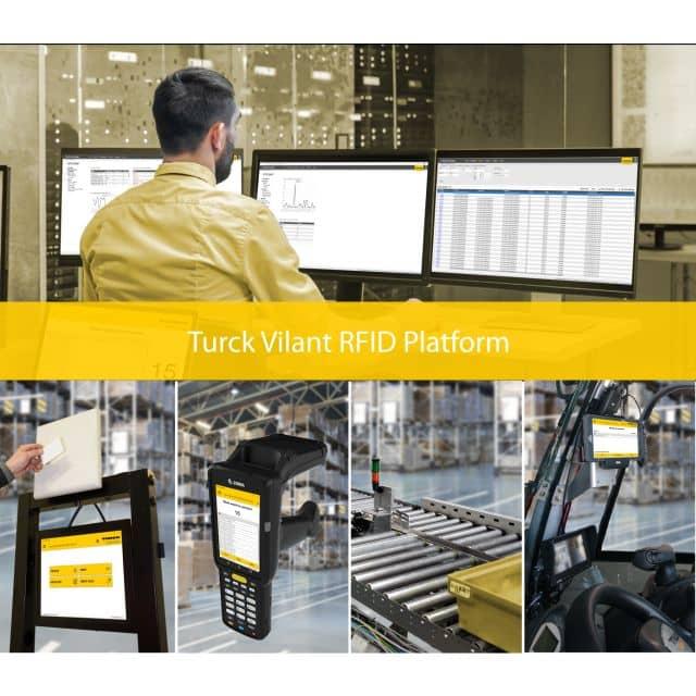 Turck Vilant RFID Server