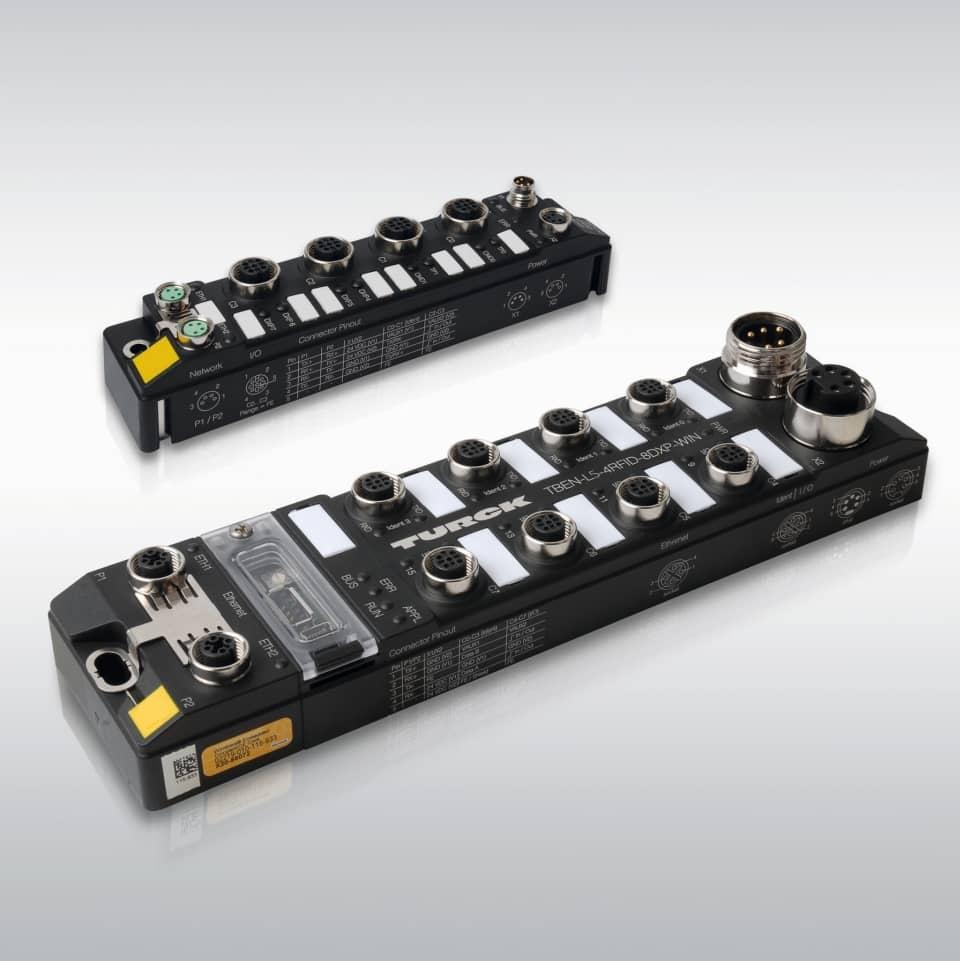 IP67 RFID I/O module