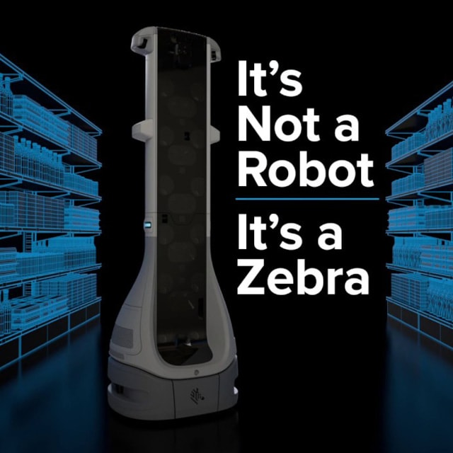 EMA50 Retail Roboter