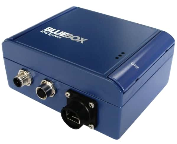 Industrial RFID Reader BlueBox CX MR IA