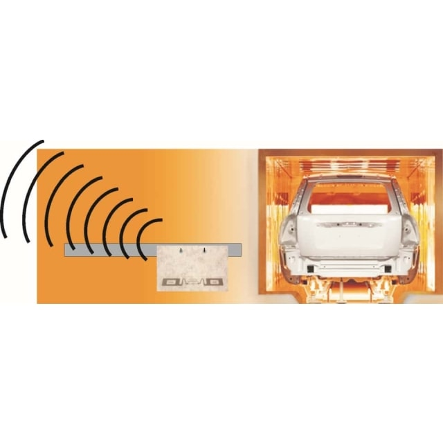 UHF RFID HighTempTag